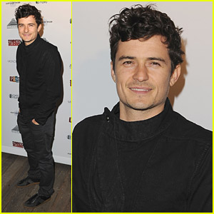 Orlando Bloom: Flynn Named After Late Grandmother