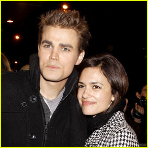 Paul Wesley: Married to Torrey Devitto?