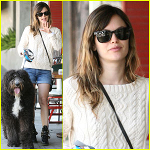 Rachel Bilson: My Foot Hasn't Grown Since I Was 13!
