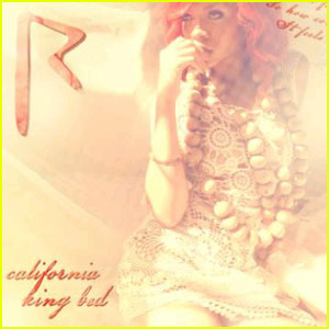 Rihanna: 'California King Bed' Cover Art!