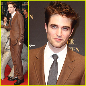 Robert Pattinson: 'Water for Elephants' Berlin Premiere!