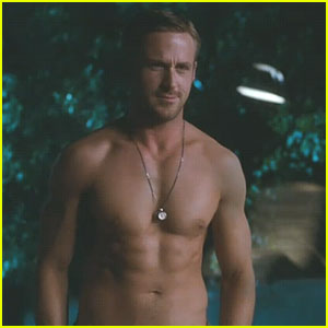Ryan Gosling: Shirtless for 'Crazy, Stupid, Love' Trailer!