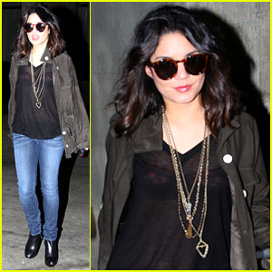 Vanessa Hudgens: West Hollywood Hottie!
