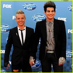 Adam Lambert: American Idol Finale with Sauli Koskinen!