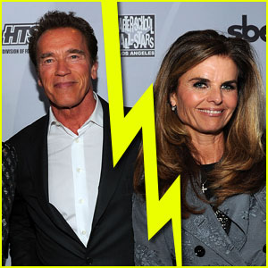 Arnold Schwarzenegger &#038; Maria Shriver Split