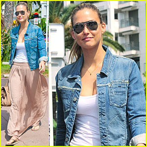 Bar Refaeli: Day Off in Cannes!