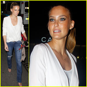 Bar Refaeli: Paul Allen Party in Cannes!
