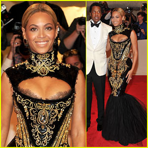 Beyonce - MET Ball with Jay-Z!