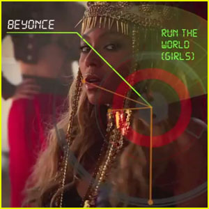 Beyonce: 'Run the World (Girls)' Teaser!