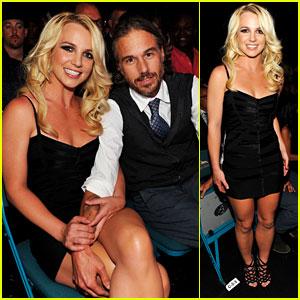 Britney Spears: Billboard Awards 2011 with Jason Trawick!