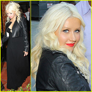 Christina Aguilera: Terrified Of Driving