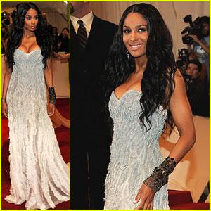 Ciara - MET Ball 2011