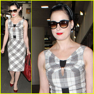 Dita Von Teese: My Psyche Is Rebalanced
