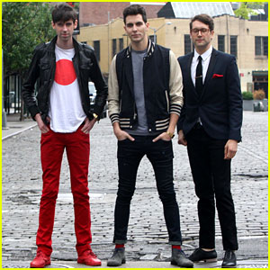Gabe Saporta: Cobra Starship Video Shoot!