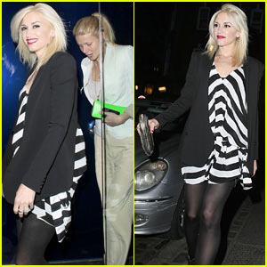 Gwyneth Paltrow & Gwen Stefani: Primrose Hill Pair