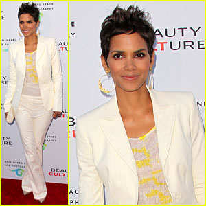 Halle Berry: Beauty Culture Exhibit