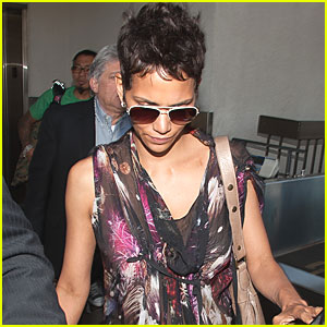 Halle Berry: It's Been a Year Full of Challenges