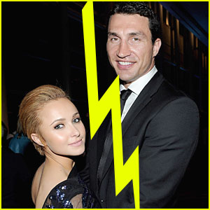 Hayden Panettiere &#038; Wladimir Klitschko Split
