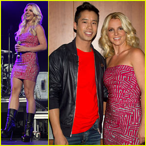 Just Jared Meets Britney Spears!!!!!