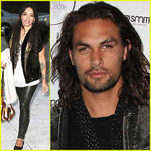 Jason Momoa & Lisa Bonet: Shine On Sierra Leone