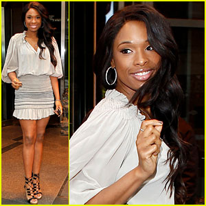 Jennifer Hudson: Super Slim on Regis and Kelly!