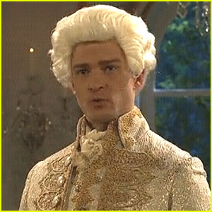 Justin Timberlake: Unaired SNL 'Mozart' Sketch!