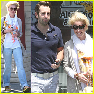 Katherine Heigl & Josh Kelley: Sushi Sweethearts