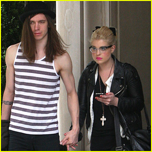 Kelly Osbourne & Anton Lombardi: Dating?