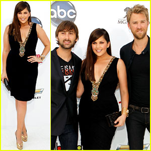 Lady Antebellum - Billboard Awards 2011