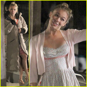 LeAnn Rimes: 'Reel Love' with Eddie Cibrian