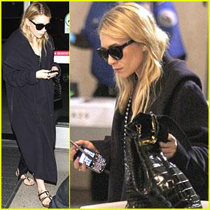Mary-Kate Olsen Talks NYU Fashion Sense