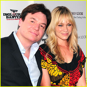 Mike Myers' New Wife Is Expecting