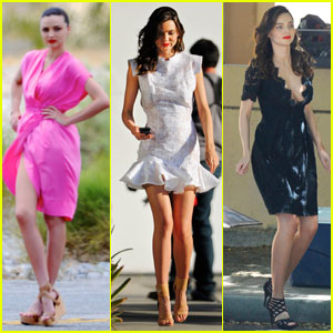 Miranda Kerr: Palm Springs Photo Shoot!