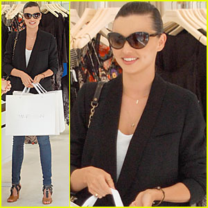 Miranda Kerr: Zimmermann Shopping Spree!