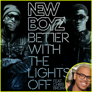 New Boyz &#038; Chris Brown - 'Better with the Lights Off'