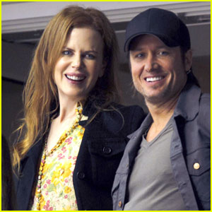 Nicole Kidman & Keith Urban: Hockey Date!