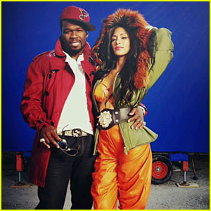 Nicole Scherzinger: 'Right There' First Listen with 50 Cent!