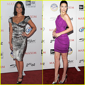 Olivia Munn: Maxim Hot 100 Party