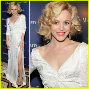 Rachel McAdams: 'Midnight' in New York City!
