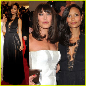 Thandie Newton - MET Ball 2011