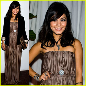 Vanessa Hudgens to Launch Lifestyle Blog?