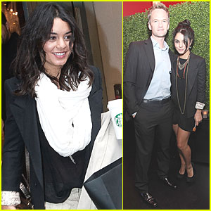 Vanessa Hudgens: Bar Basque Celebration