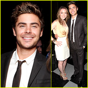 Zac Efron: LA Family Housing Awards