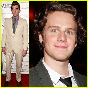 Zachary Quinto &#038; Jonathan Groff: Hangover II Hotties