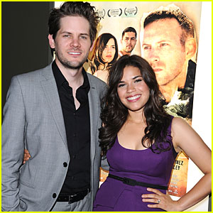 America Ferrera Marries Ryan Piers Williams