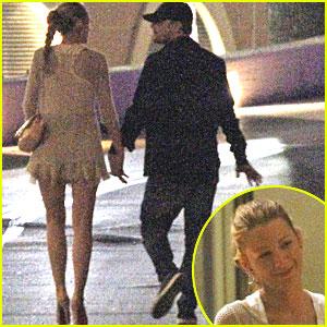 Leonardo DiCaprio & Blake Lively: Holding Hands in Monaco!