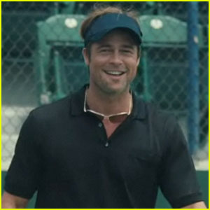 Brad Pitt: 'Moneyball' Trailer!
