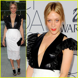 Chloe Sevigny - CFDA Fashion Awards 2011