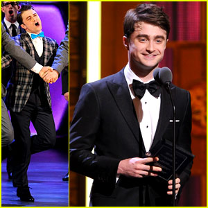 Daniel Radcliffe - Tony Awards 2011 Performance