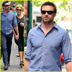 Hugh Jackman: I Love Food!